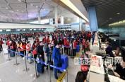 机场T2航站楼本月30日启用