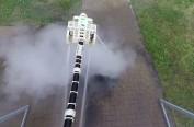 """日本东北大学等开发出""""能悬浮于空中的灭火水管"""""""