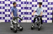 千叶工业大学研发出既可载人也可载物的机器人