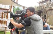 电影《烽火连少年》在带岭影视文化风情小镇开机拍摄