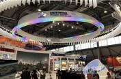中俄博览会中央展区亮相