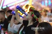 2018中国·哈尔滨国际啤酒节盛装启幕 孙喆宣布开幕