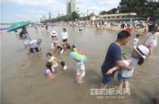松花江水位3天降了23厘米