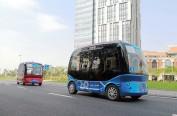 百度与Softbank合作 进军日本无人驾驶巴士领域