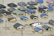 日本暴雨已造成逾百人遇难 80多人仍失联