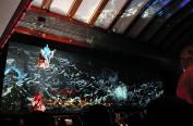东京歌舞伎座舞台开始电子投影技术 营造逼真舞台效果