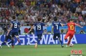 综合消息:巴西比利时晋级 日本出局欧美垄断八强