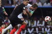 一黑到底创历史!克罗地亚2:1逆转英格兰挺进决赛