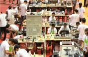 全国大学生电气与自动化大赛在哈落幕