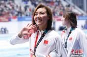 综合消息:孙杨摘3冠刘湘破纪录 中国席卷当日逾半数金牌
