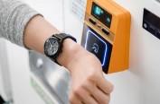 索尼智能手表wena wrist通过触摸可进行Edy支付