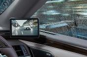 丰田新车型摄像头取代后视镜 雨天视线也清晰