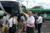 中国驻大阪总领馆全力参与台风救援 关西机场受困中国公民一个都不能少