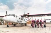哈产运12E执飞世界最危险机场