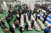 """东京""""新厨房""""丰洲市场正式开业  迎来首次金枪鱼拍卖"""