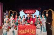 《回族姑娘》登上龙视《金色梦想》舞台  回族舞蹈《金色的汤瓶》夺得日冠军
