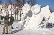 《生命之花》雪野怒放