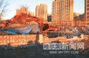 跃兴街10万平方米违建被依法强拆