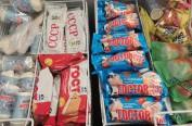 俄羅斯原裝進口古斯托夫冰淇淋熱銷第六屆中俄博覽會