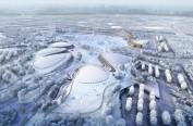 打造城市冰雪旅游新名片 哈尔滨·冰雪大世界四季冰雪项目落户哈尔滨新区