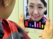 日本资生堂推出微笑检定软件 可判断微笑等级