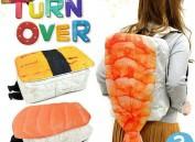 日本推出寿司背包 逼真个性且收纳力十足