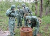禁化武组织:日在华遗留化学武器已成功销毁4.6万枚