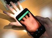 """日本公司推出""""刷手支付""""方式 无需出示信用卡和手机"""