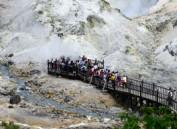 日观光厅数据:春节来得晚 访日游客增速减缓