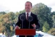 俄总理:曼彻斯特袭击显示应团结对抗恐怖主义