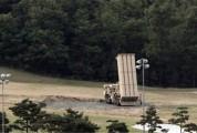 """文在寅:萨德部署""""神秘""""加速 已有2架发射台部署"""