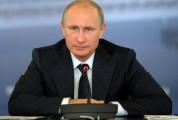 普京称发展对华关系是俄全国共识