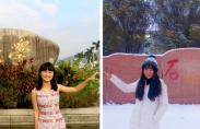 넓어도 너무 넓은 중국! 30도 온도차 보이는 남북 대학 캠퍼스의 모습