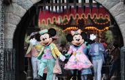 홍콩 디즈니 스타 스프링 카니발 오픈