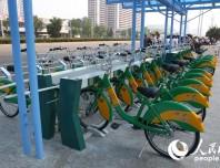 朝鲜开始推广有桩单车