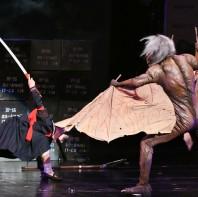 世界cosplay冠军赛在日本举行 中国队首?#21619;?#20896;