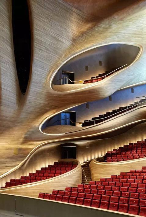 大剧场座位(图片来源于网络)