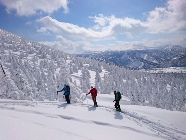 青森县滑雪入选日本示范性项目