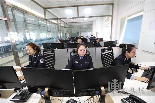 【新春走基层】110指挥中心接线员陈昊阳:准新娘的除夕值班夜