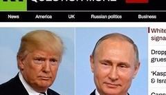 """俄美打""""媒体战""""引关注:针锋相对 双方媒体遭殃"""