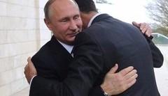 """普京""""意外""""会见巴沙尔 政治解决叙问题稳了?"""