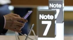三星将发阻断充电程序 强迫停用未召回Note7手机