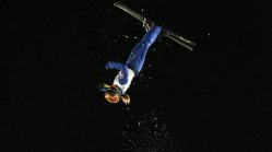 Фристайл -- Лыжная акробатика -- Кубок мира, этап в Москве