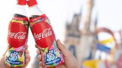 东京迪士尼度假区与可口可乐合作推出限定纪念品