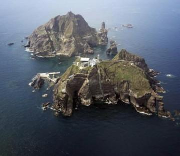日本政府通过教科书主张争议岛屿主权 韩抗议