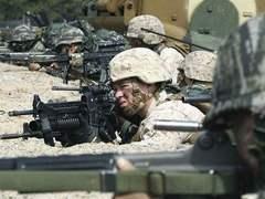 驻韩美军费用谁来掏?韩美下月启动新谈判