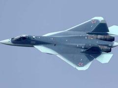 俄罗斯在叙利亚部署苏-57 美国不视其为威胁