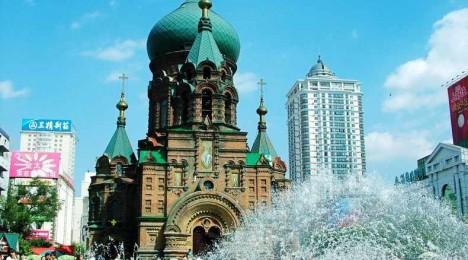 从哈尔滨出发坐高铁,这些地方居然半天就能到,最快只要24分钟!!