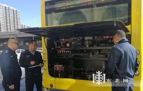 哈尔滨交通部门国庆期间整改公交行业运营问题30处