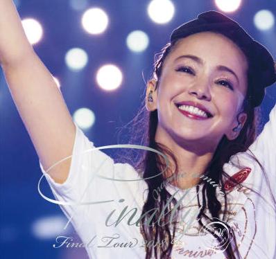 安室奈美惠最后巡回演唱会dvd销量超170万张创记录